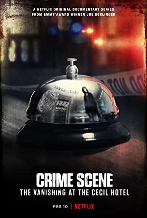 Where to stream Crime Scene: The Vanishing at the Cecil Hotel