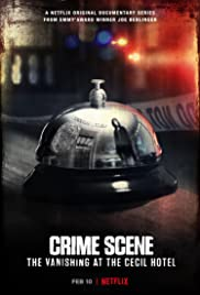 Crime Scene: The Vanishing at the Cecil Hotel : Season 1 NF WEB-DL 480p & 720p | [Complete]