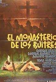 El monasterio de los buitres Poster