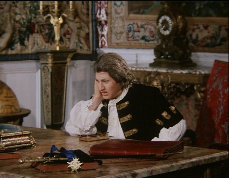 Jean-Marie Patte in La prise de pouvoir par Louis XIV (1966)