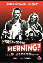 Hvor fanden er Herning? Poster