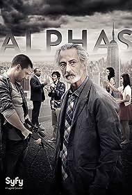 Alphas (2011) Poster - TV Show Forum, Cast, Reviews