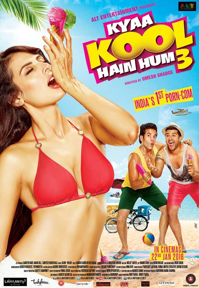 Kyaa Kool Hain Hum 3 (2016) Hindi 720p HDRip 1.GB