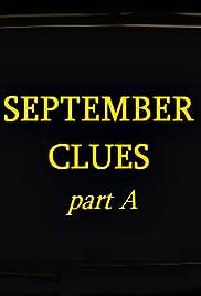 September Clues Poster