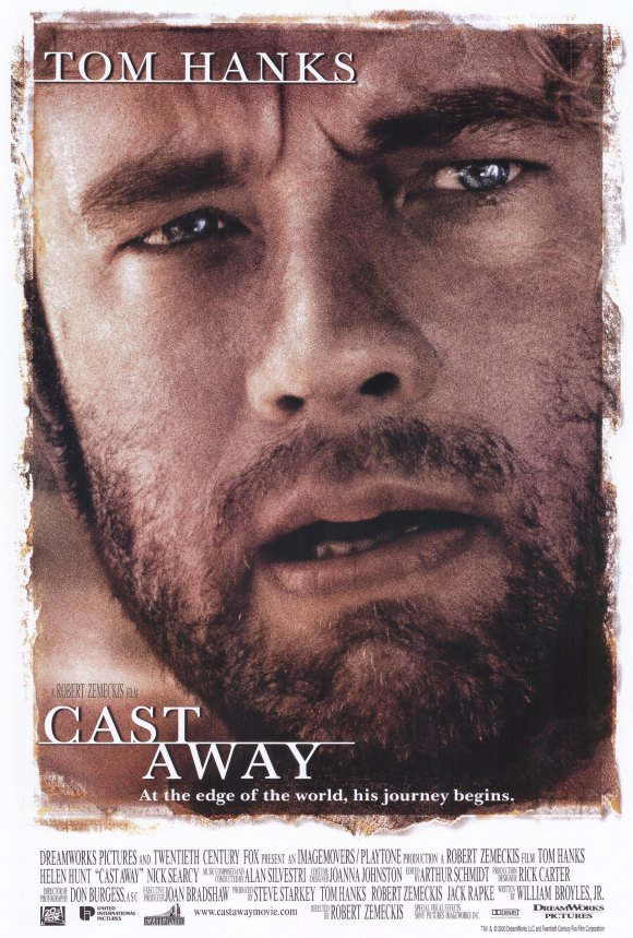 Cast Away (2000) BluRay 480p, 720p & 1080p
