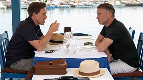 """The fourth film in """"The Trip"""" franchise, """"The Trip to Greece"""" stars Steve Coogan and Rob Brydon and is directed by Michael Winterbottom."""