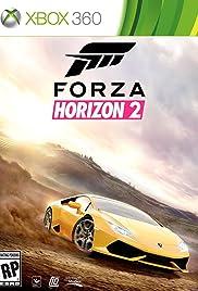 Forza Horizon 2 Poster