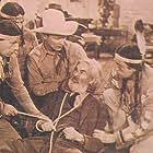 Roy Rogers, Iron Eyes Cody, George 'Gabby' Hayes, and Charles Soldani in Under Nevada Skies (1946)