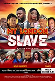 Watch Movie Be My Slave (2018)