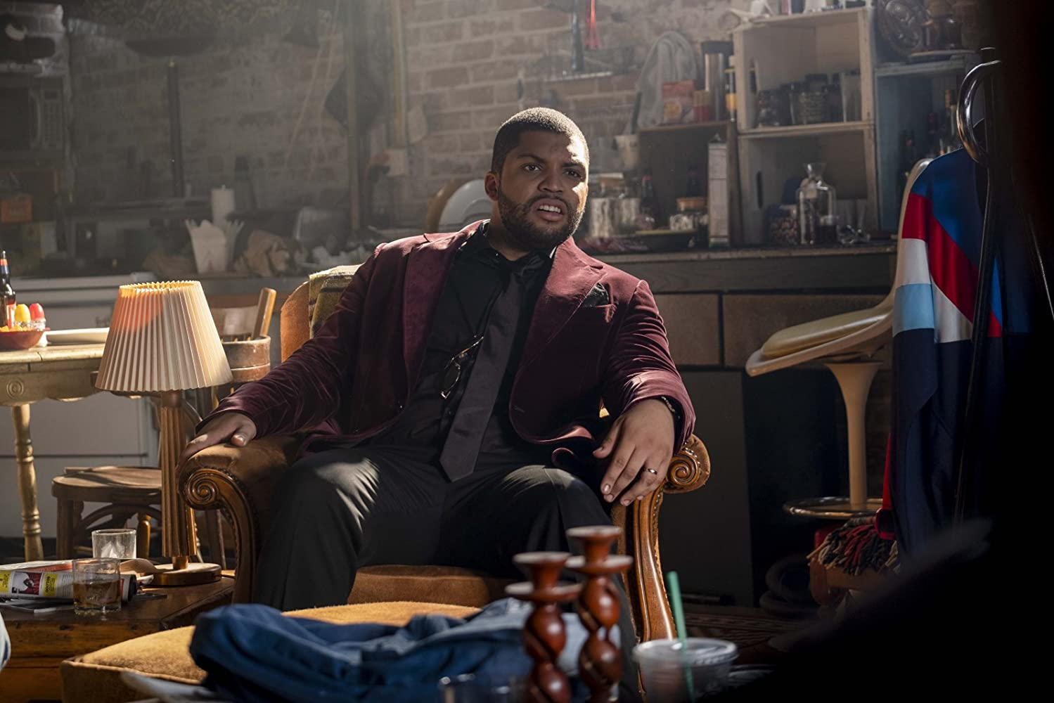 O'Shea Jackson Jr. in Long Shot (2019)