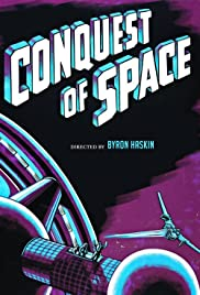 Conquest of Space Poster