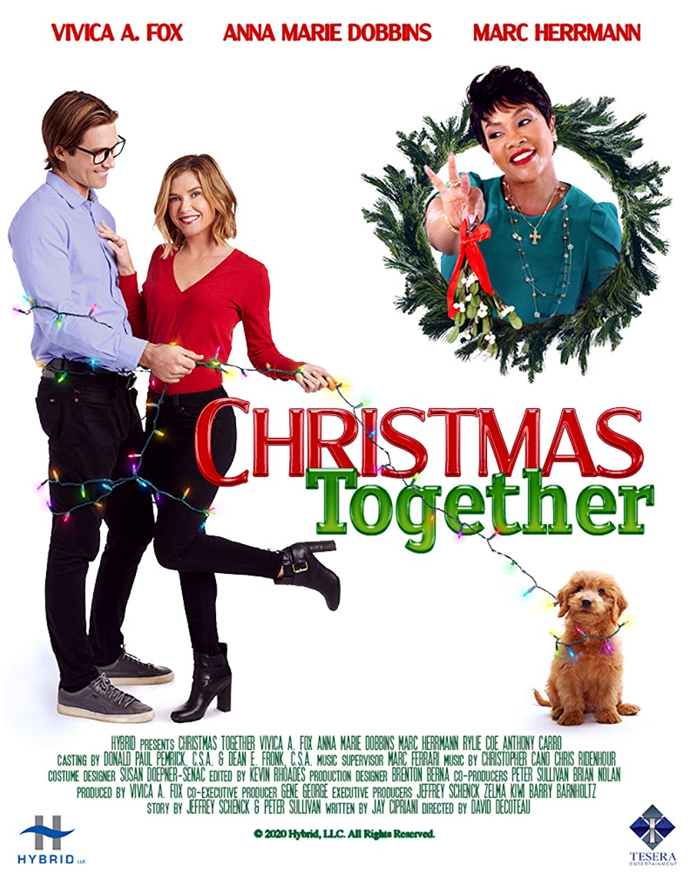 Christmas Together 2020 English 720p HDRip ESubs 800MB | 300MB Download