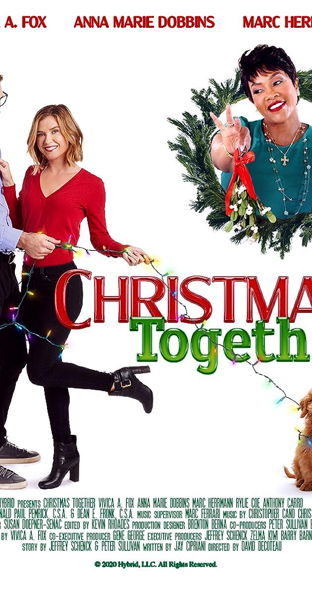 P414 Same Time Next Christmas Movie 2019 14x21 32x48 Art Poster