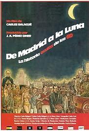 De Madrid a la Lluna Poster