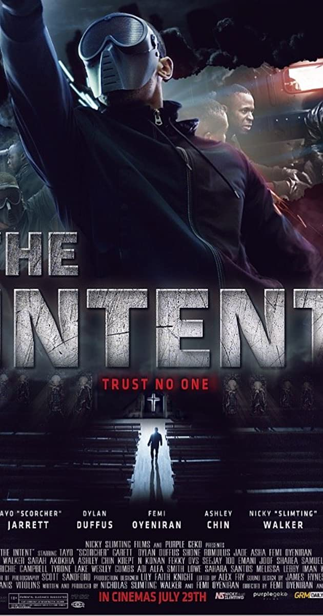 Watch Full HD Movie The Intent (2016)