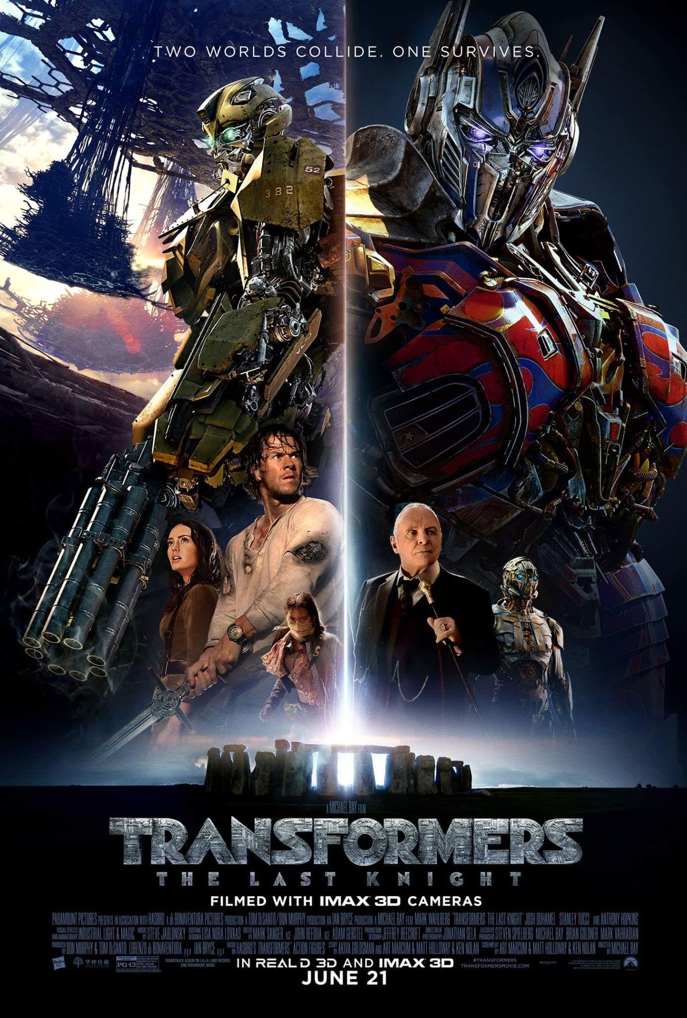 Transformers: The Last Knight (2017) - IMDb