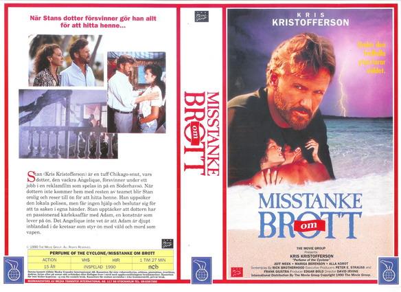 Night of the Cyclone (1990)