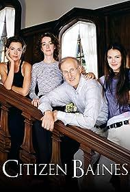 James Cromwell, Embeth Davidtz, Jane Adams, and Jacinda Barrett in Citizen Baines (2000)