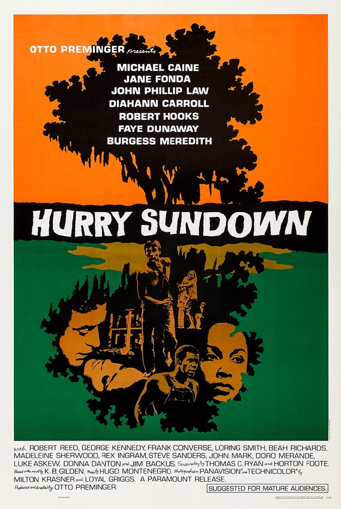 Hurry Sundown (1967) - IMDb