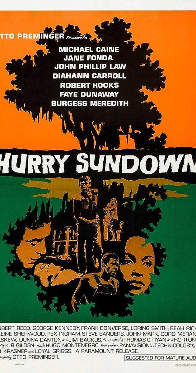 Subtitle of Hurry Sundown