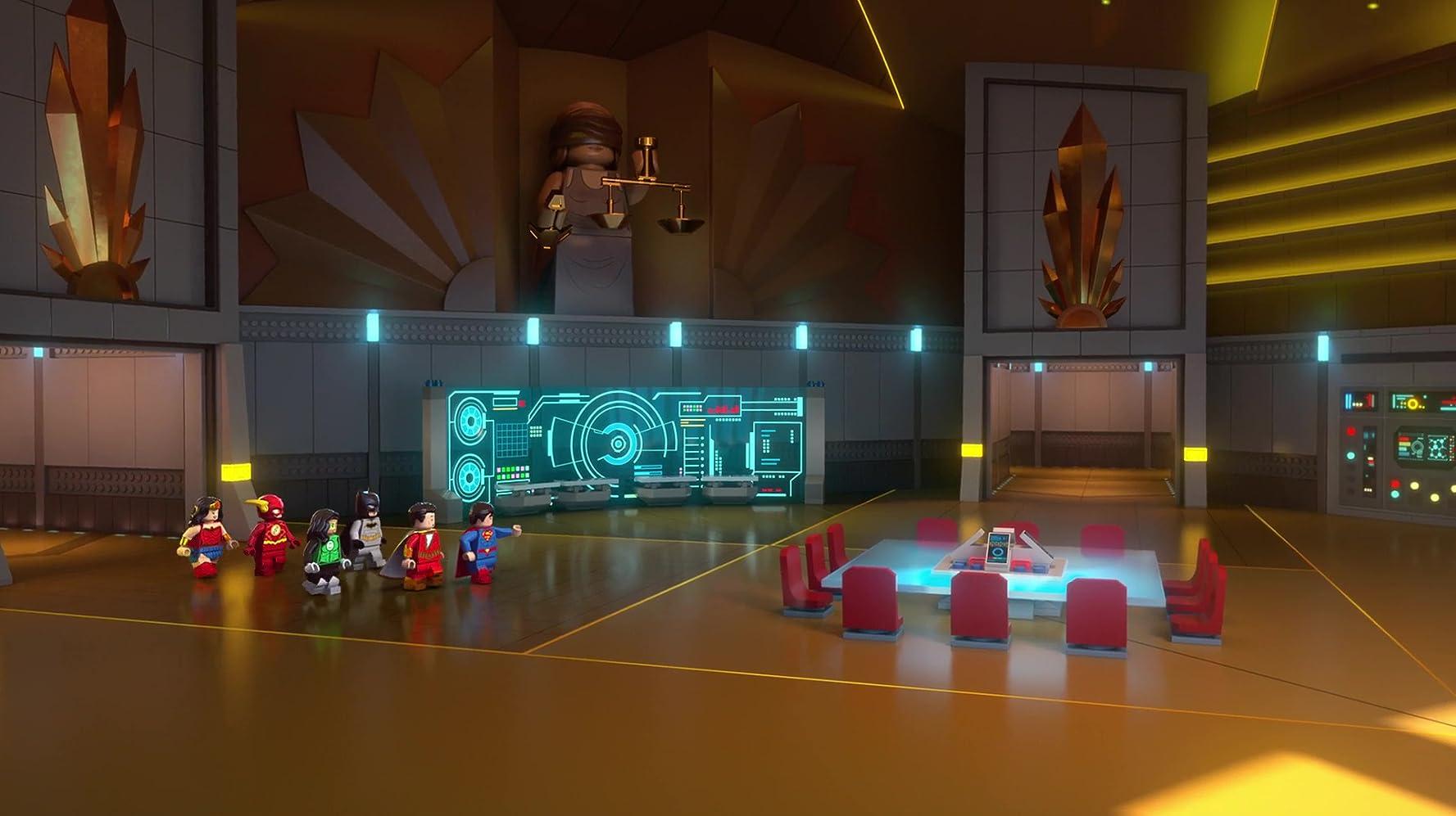 Lego DC: Shazam!: Magic and Monsters (2020)