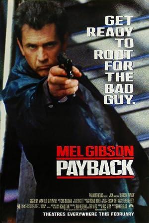 Payback Cartel de la película