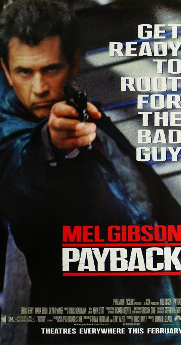 Watch Full HD Movie Payback (1999)