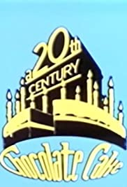 A 20th Century Chocolate Cake Poster