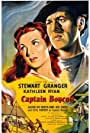 Stewart Granger and Kathleen Ryan in Captain Boycott (1947)