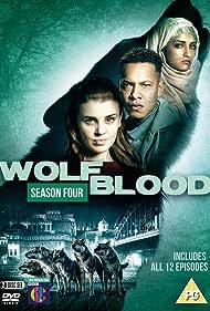 Louis Payne, Leona Vaughan, and Rukku Nahar in Wolfblood (2012)