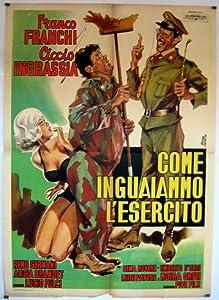 Hot movie downloads Come inguaiammo l'esercito by Lucio Fulci [4K