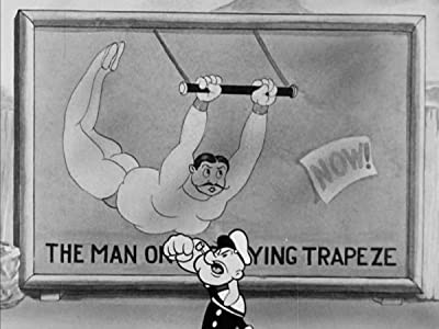 The Man on the Flying Trapeze USA