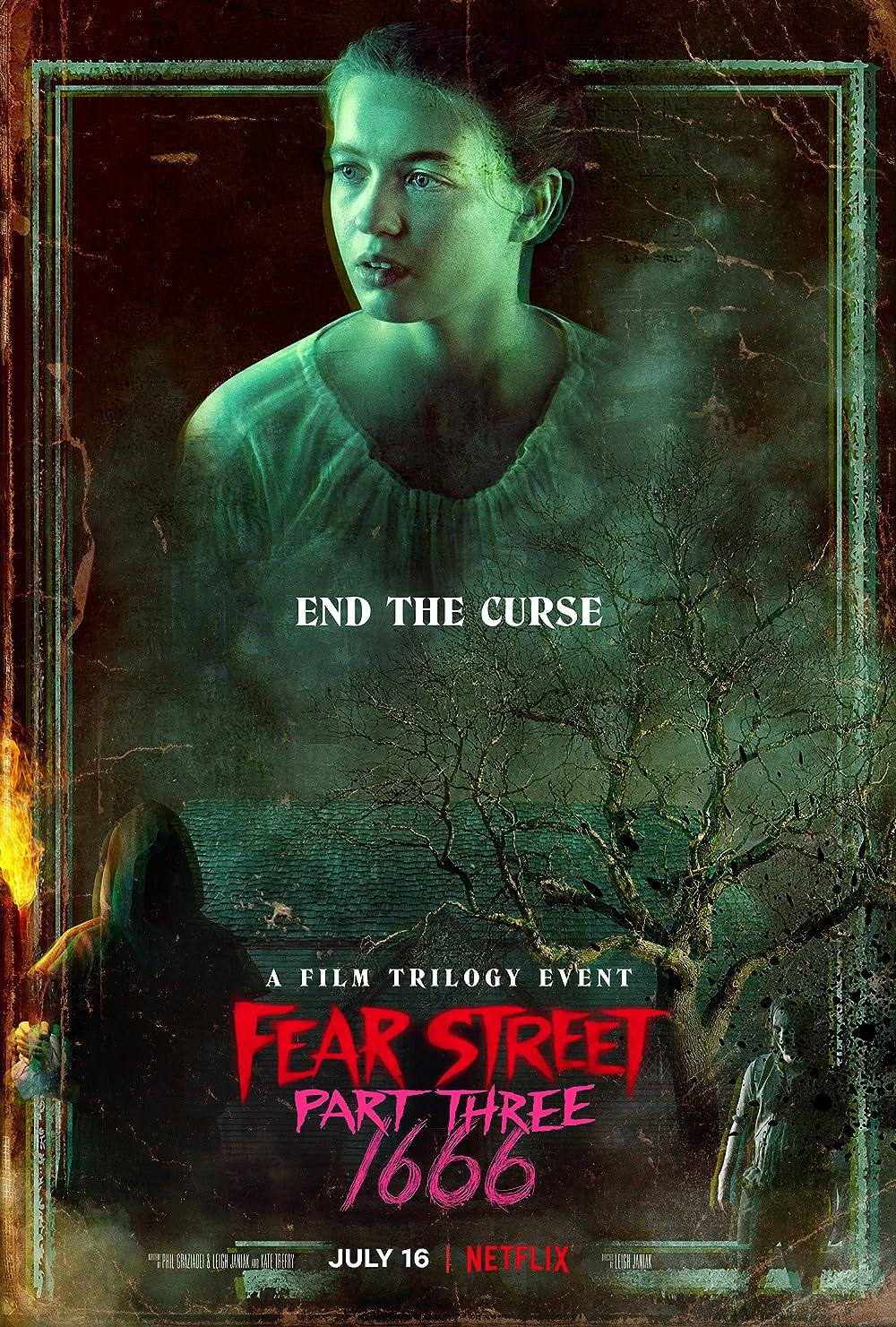 Fear Street Part 3 1666 2021 Hindi ORG Dual Audio 480p NF HDRip MSub 400MB Download