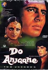 Do Anjaane Poster