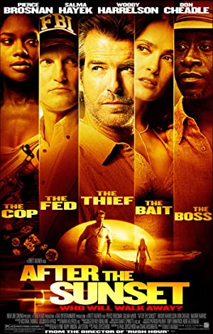 After the Sunset film Poster