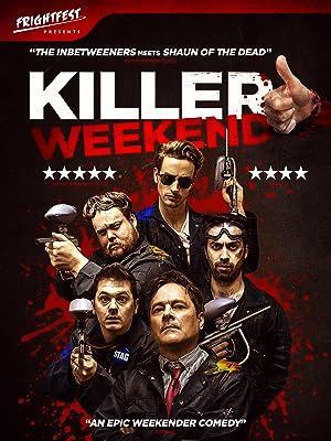 Killer Weekend 2018 1080p AMZN WEBRip DDP5 1 x264-NTG