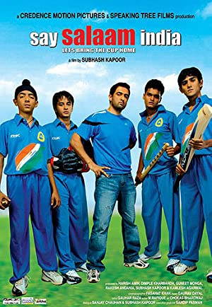 Say Salaam India: 'Let's Bring the Cup Home' movie, song and  lyrics