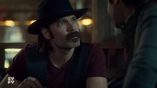 Wynonna Earp: I See A Darkness