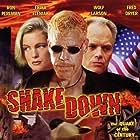 Erika Eleniak, Ron Perlman, and Fred Dryer in Shakedown (2002)