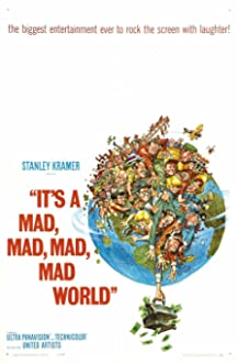 It's a Mad Mad Mad Mad World (1963)