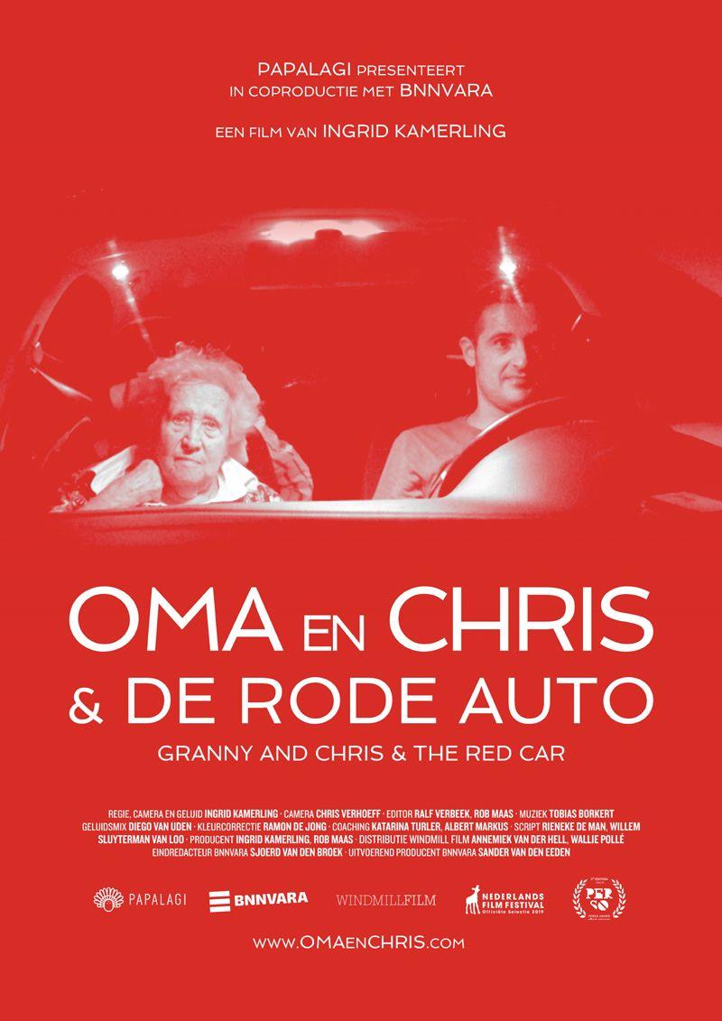 Oma En Chris De Rode Auto 2019 Imdb