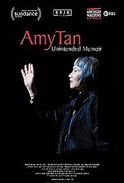Amy Tan: Unintended Memoir Poster