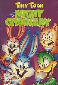 Joe Alaskey, John Kassir, Tress MacNeille, and Don Messick in Tiny Toons' Night Ghoulery (1995)