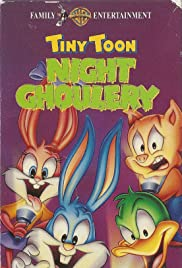 Tiny Toons' Night Ghoulery Poster