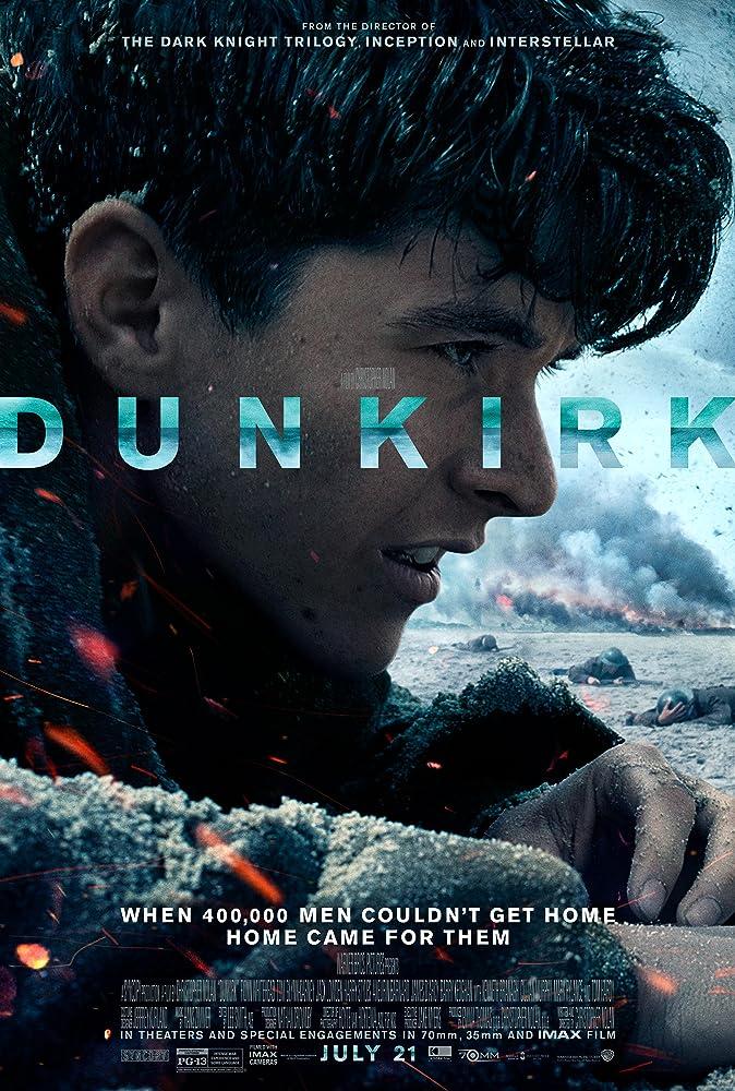Fionn Whitehead in Dunkirk (2017)