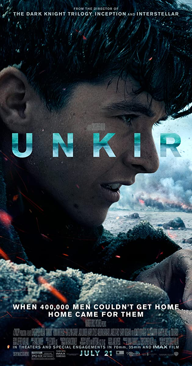 Watch Full HD Movie Dunkirk (2017)