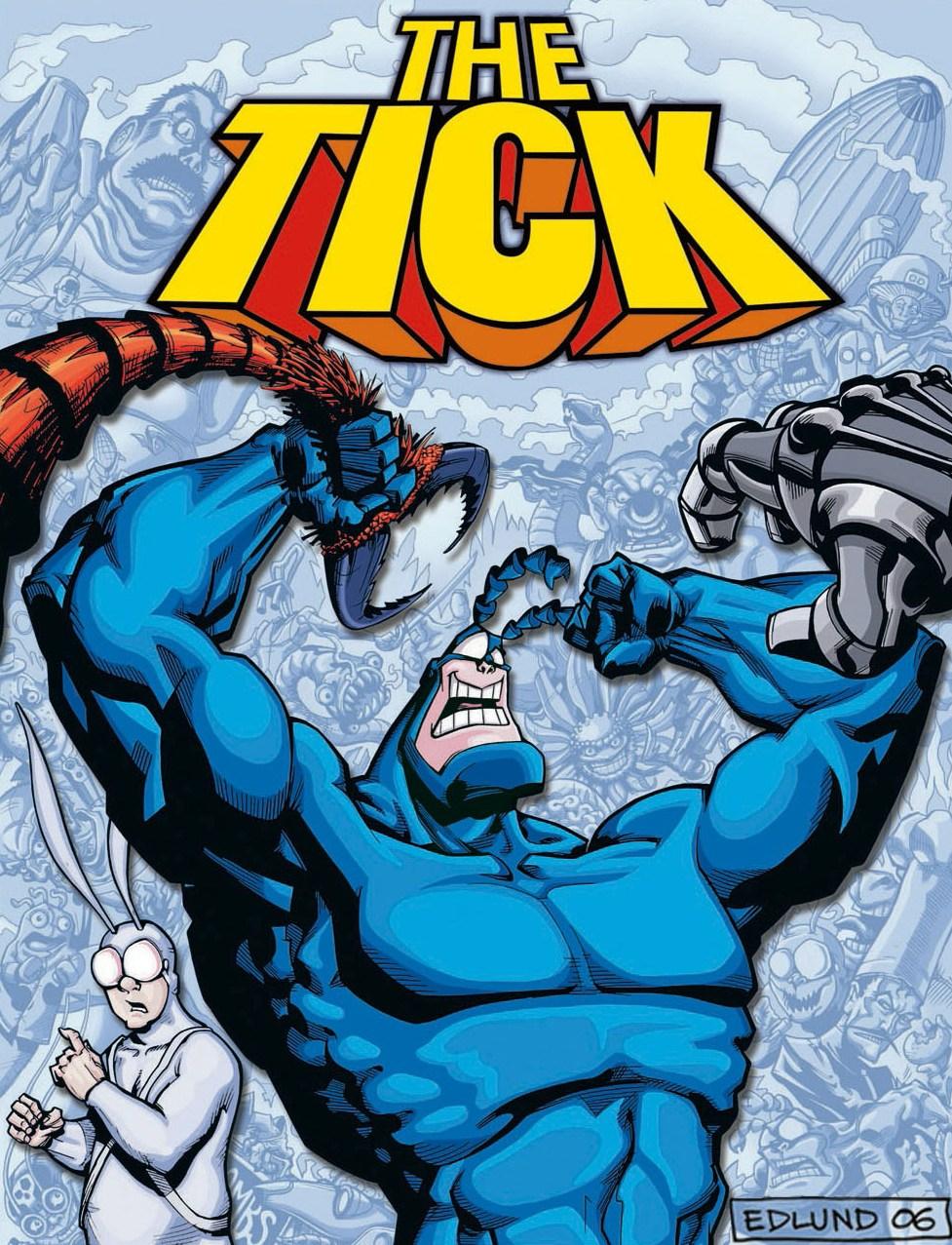 The Tick (TV Series 1994–1997) - IMDb