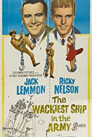The Wackiest Ship in the Army (1960) Poster - Movie Forum, Cast, Reviews