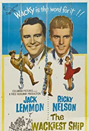 The Wackiest Ship in the Army(1960) Poster - Movie Forum, Cast, Reviews