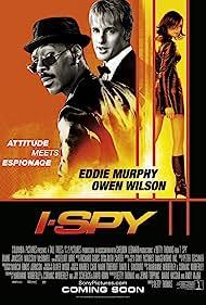 Famke Janssen, Eddie Murphy, and Owen Wilson in I Spy (2002)